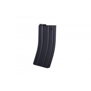100rd mid-cap magazine for M4/M16 type replicas - black