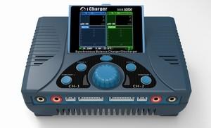 iCharger 2x 8S 30A 1300W balansuotojas pakrovėjas/iškrovėjas 308DUO