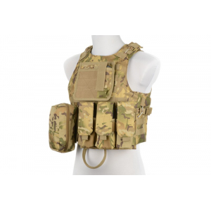 FSBE Tactical Vest - MC