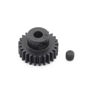 Robinson 25T Racing Black Anodized Aluminum Pinion Gear 48 Pitch 25T