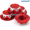 4pc-RC-Alum-Wheel-Hub-Mount-Nuts-17mm-M12-P1-0mm-For-1-8-Los...