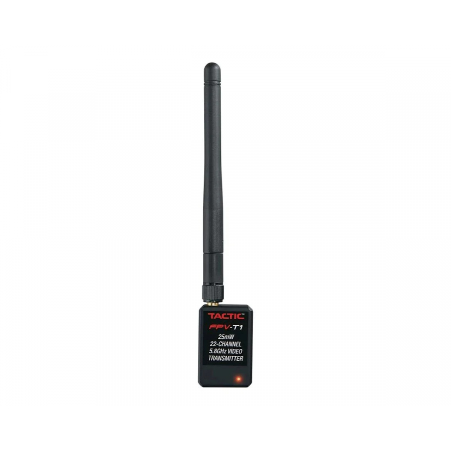 Tactic FPV-T1 5.8GHz 25mW Tx/Antenna/Cables/FCC Complian