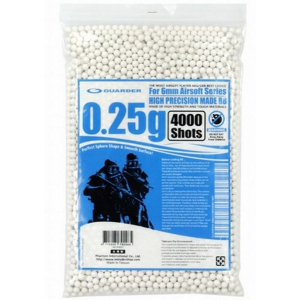 Guarder BB's 0,25g - 4000psc