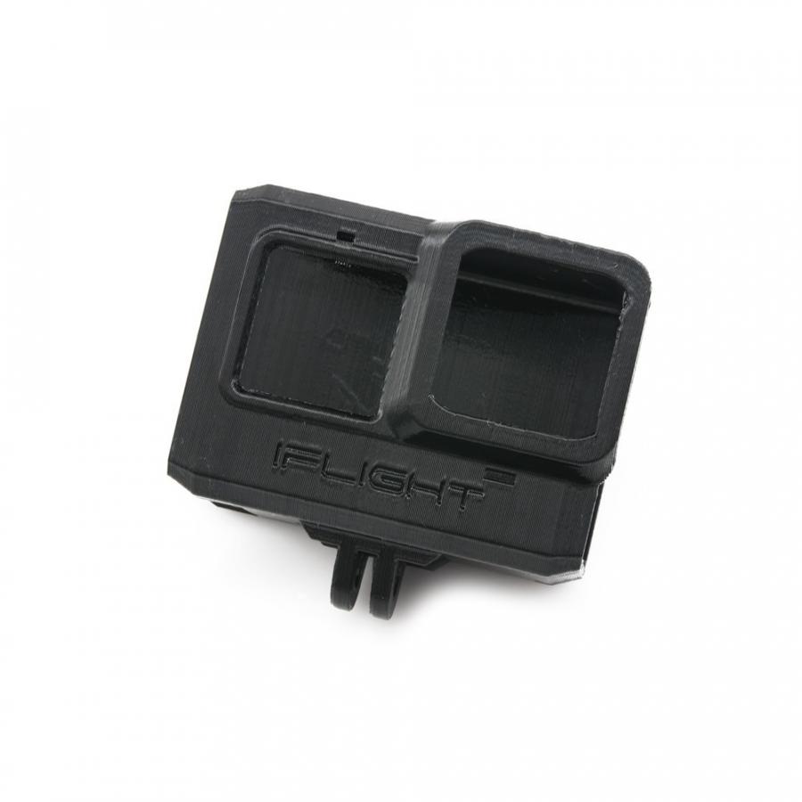 TPU Adjustable GoPro Mount (0~40°) juodas