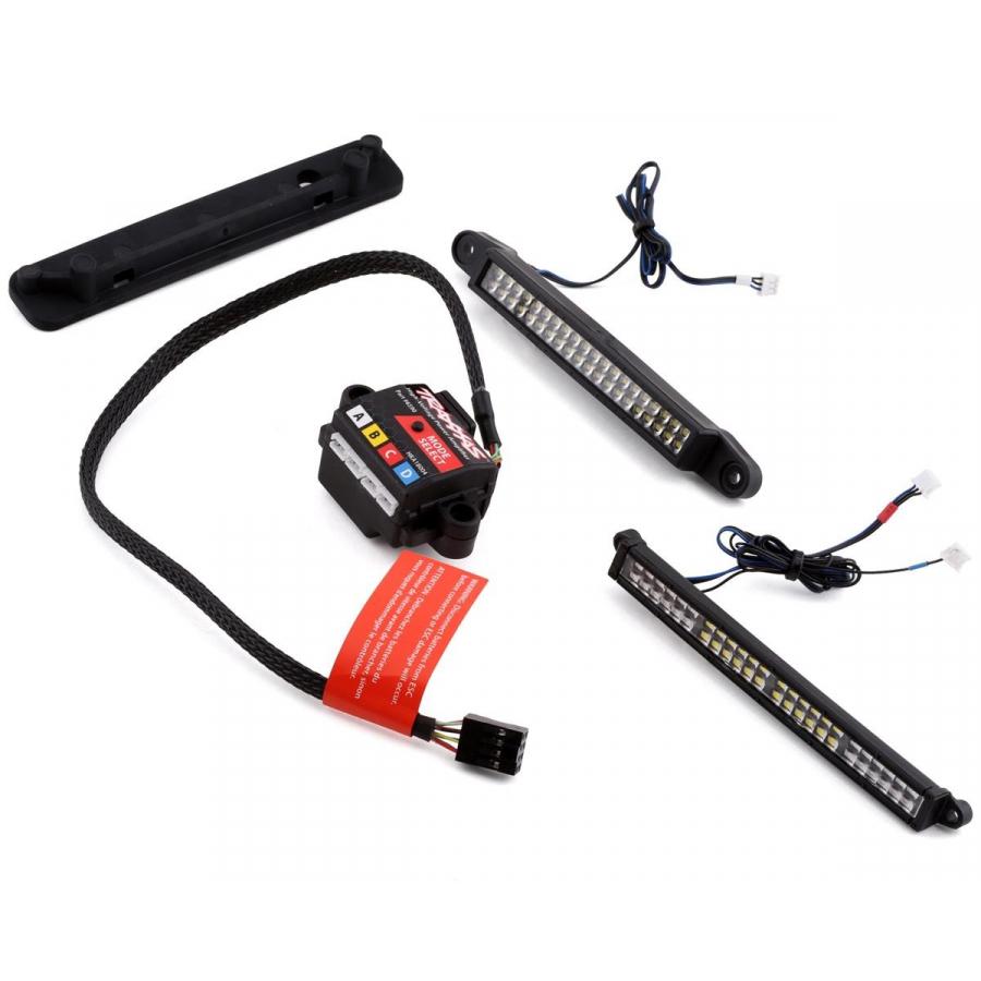 Traxxas X-Maxx LED Light Kit w/High Voltage Controller