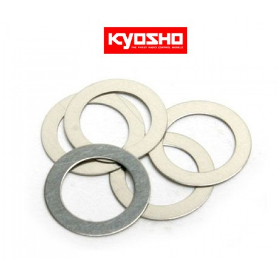Kyosho Shims 8X12X0.2mm Sus. (5)