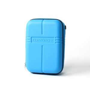Turnigy Transmitter Case w/FPV Goggle Storage - Blue