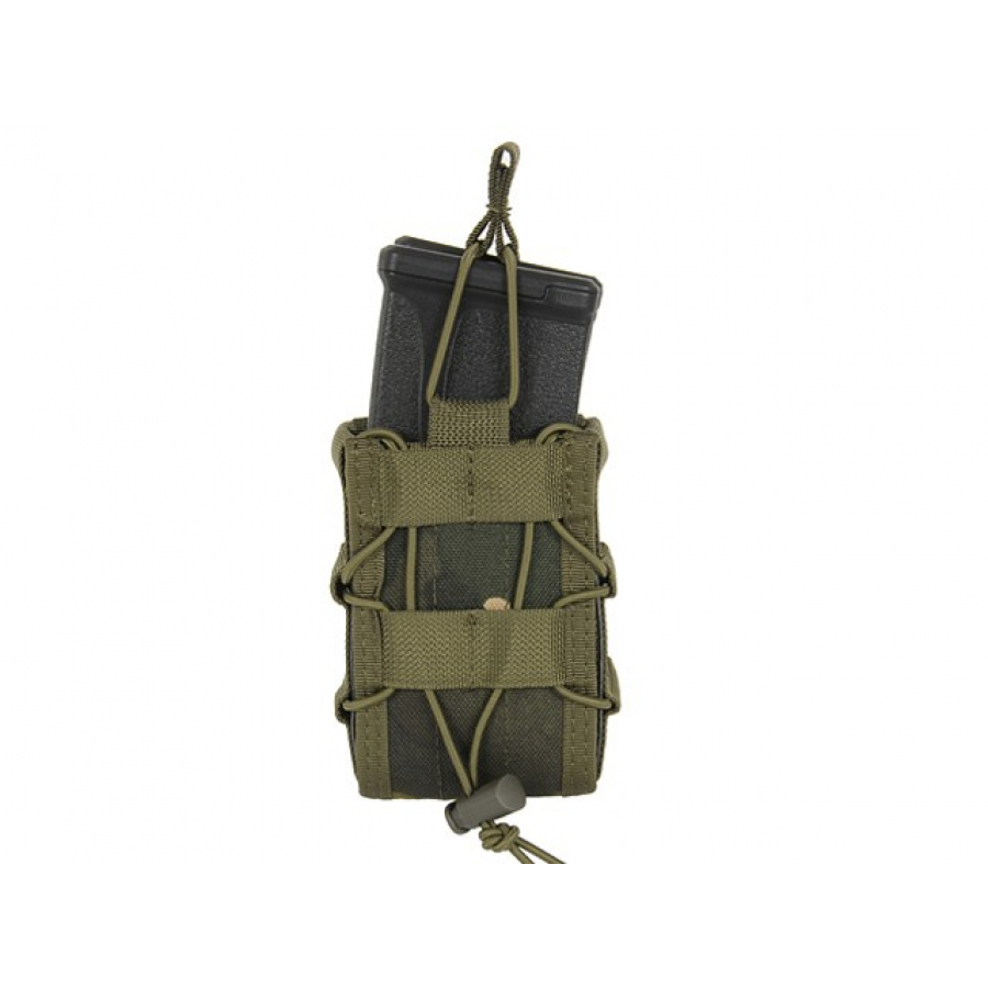 MOLLE DOUBLE RIFLE MAG SPEED POUCH - MT [8FIELDS]