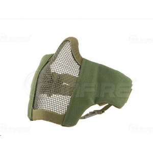 Stalker Evo Mask with Mount for FAST Helmets - Olive Drab
