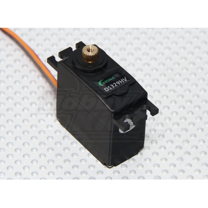 Corona DS329HV Digital Metal Gear Servo 4.5kg/ 32g/ 0.09 Sec