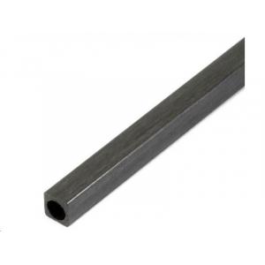 Anglies vamzdelis 8x8x1000mm (kvadratinis) (vidinis diametras ø6.5 mm)