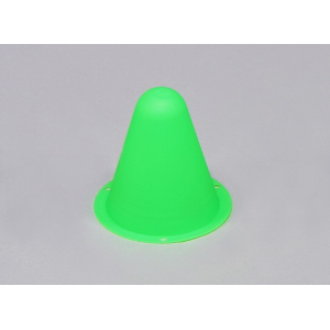 Plastic Racing Cones for R/C Car Track or Drift Course - Green