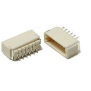 JST-SH 6Pin Socket (Surface Mount)