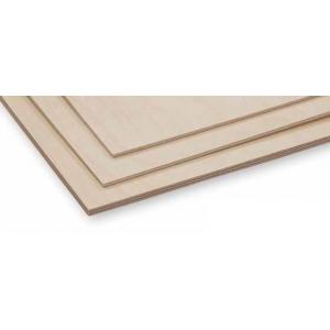 PANAMA - Birch plywood 3,0 x 310 x 510 mm (4 layers)