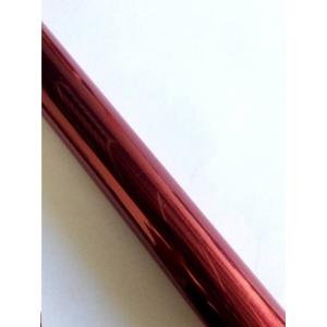 Solid Crimson(600mm*1meter)