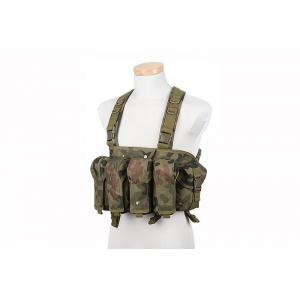 Commando tactical vest - wz.93 Forest panther