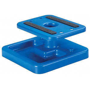 Pit Tech Mini Deluxe Car Stand Blue for 1:12 - 1:20 scale - Duratrax