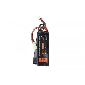 LiPo 7,4V 1800mAh 20/40C 2-module battery