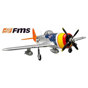 P47 1400 PNP EPO FMS Silver