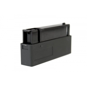 25rd metal low-cap magazine for Well sniper rifle replicas