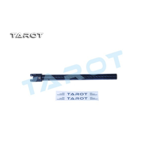 Tarot 650 SPORT folding machine arm tube (229MM) TL65S03