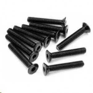 M3x18mm Hex Socket Cap Screw (10pcs)