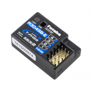 Futaba R304SB-E T-FHSS 4-Channel Telemetry 2.4GHz Receiver (EP Only)