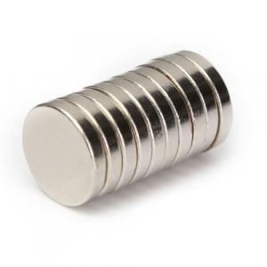 Magnetas 10x1.5mm (1vnt.)