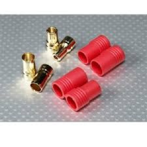 Turnigy HXT 8.0MM HV Connector Set