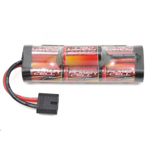 Traxxas Power Cell 8.4V 3000mah NiMH Akumuliatorius ID Connector