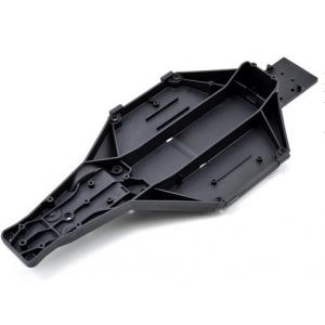 Traxxas Slash 2WD LCG Chassis (Black)