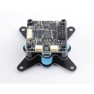 Shock Absorbing Mounting Plate for Flight Control CC3D/ Mini APM etc.