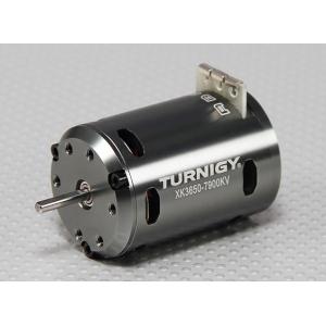 XK3650-7900KV Sensored Brushless Inrunner