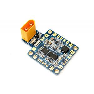 Matek Multi-rotor X-shape Power Distribution Board W/ 5V/ 12V outputs, Current Sensor, OSD (XT60 Connector) STOSD8