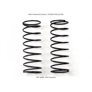 Front Shock Spring (black) - S10 Blast TX/SC