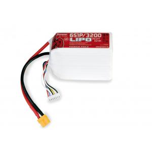 GR78130.6 - Power Pack LiPo 6/3200 22,2 V 30C XT606198