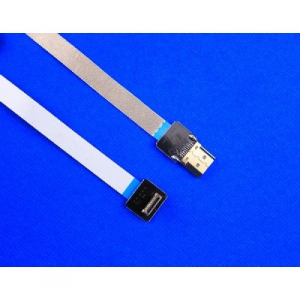 Super Soft Shielded Mini HDMI to HDMI Conversion Cable - 15cm