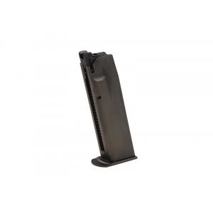 24rd gas dėtuvė, skirta Sig226 pistol replica - juoda