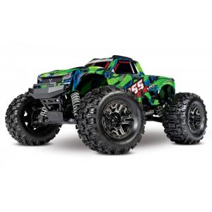 Rc mašina/modelis HOSS 4x4 VXL 1/10 RTR TQi TSM Green