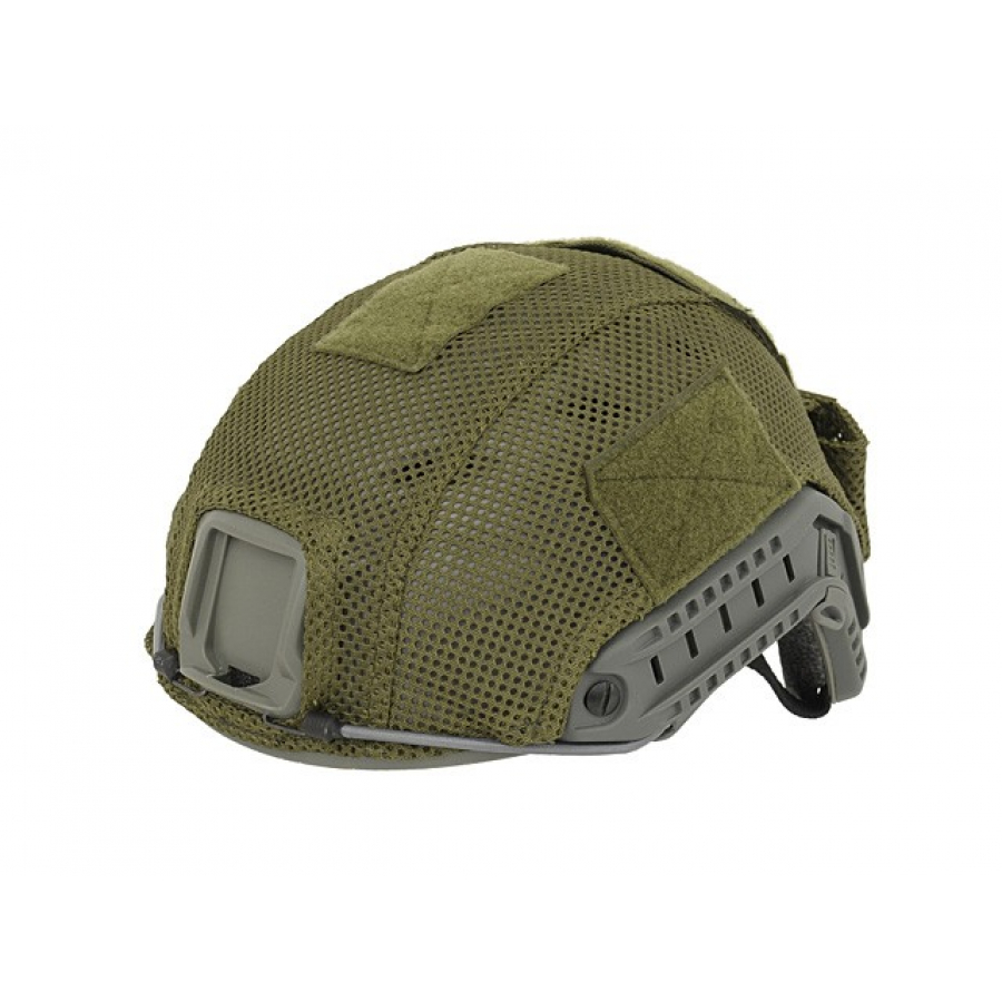 COVER FOR HELMET TYPE FAST MOD. A - OLIVE [8FIELDS]