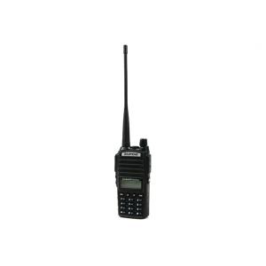 Baofeng UV-82 Dual Band racija UHF/VHF radio sistemos rinkinys
