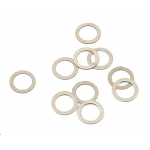 ProTek RC 5x7x0.2mm Clutch Bell Shim (10)
