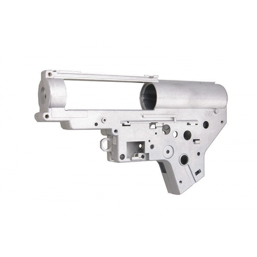 Reinforced V2 gearbox frame for Blow Back system replicas
