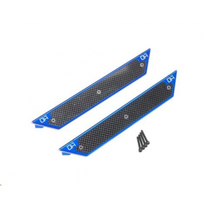 Hot Racing Aluminum Side Step Running Boards X-Maxx (2)