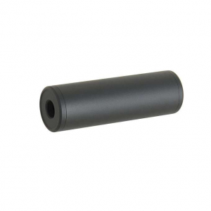 110X35MM DUMMY SOUND SUPPRESSOR - BLACK [M-ETAL]