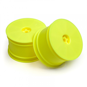 HB112827 - D413 REAR WHEEL (YELLOW/2PCS)