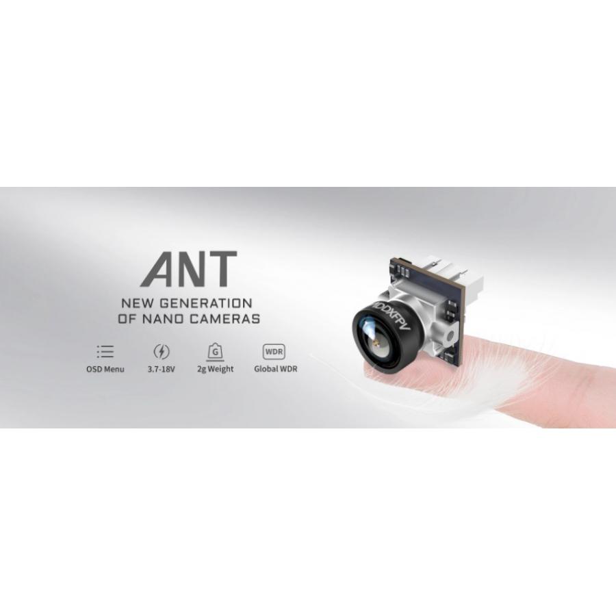 Analoginė FPV kamera Caddx Ant