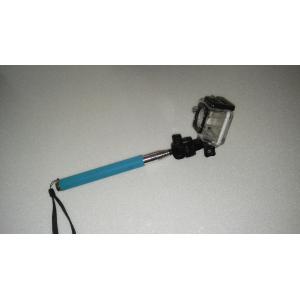 Naudotas selfie stikas su SJ4000 kameros kevalu