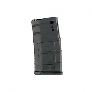 300-ROUND SR25/AR10 RIFLE MAGAZINE - BLACK [BATTLEAXE]