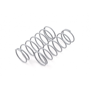 XRAY XB9E 1/8th Buggy - Front Spring Set C=0.7 Grey (2pcs) - XB808, XB9/9E